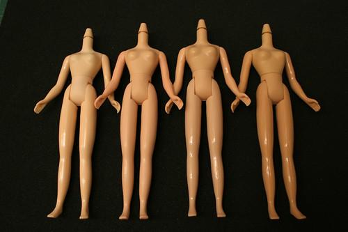Body comparison