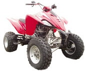 Boytoy - Quad bike