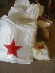Big shopping!