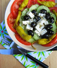 feta salad (C.Mariani) Tags: food cheese tomato march salad searchthebest cucumber olives oliveoil feta chillipeppers mycreation origan abigfave anawesomeshot colorphotoaward impressedbeauty superbmasterpiece flickrdiamond