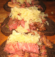 Original Reuben Sandwich story, and My Best Recipe