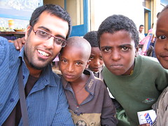 Bahir Dar Kids and Me