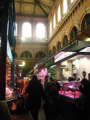 Mercato Centrale a Livorno