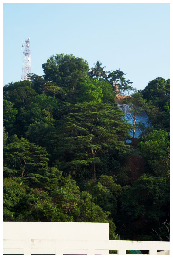 Bukit Gasing Landslide