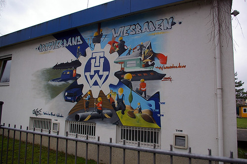 Präsentation THW-Wiesbaden