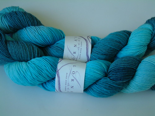 Lorna's Laces Shepherd Sock- Devon