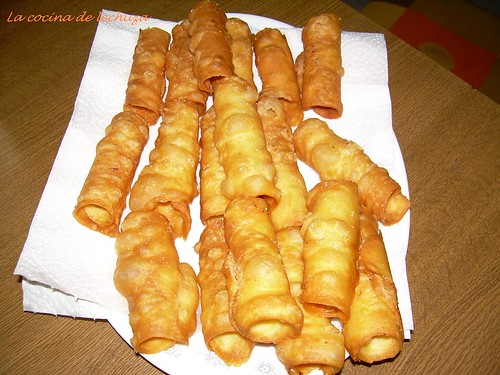 canutillos fritos