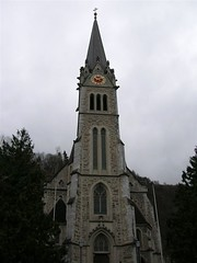 Kathedrale St. Florin (1) (kastchei2112) Tags: church cathedral liechtenstein stflorin