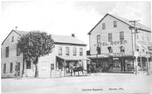 Centre Square, Dover, PA