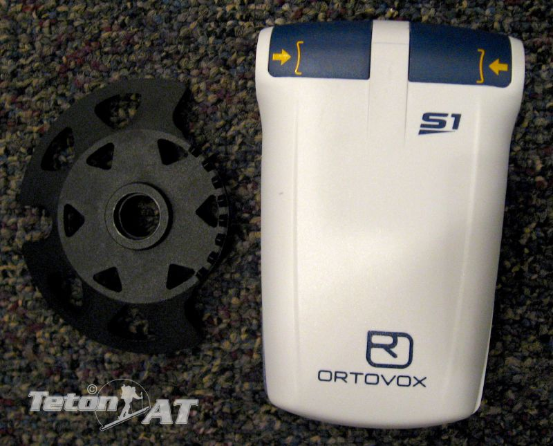 Ortovox S1 Avalanche Transciever