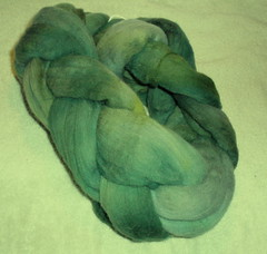 """Woodland Forest"" Fiber from Gina"