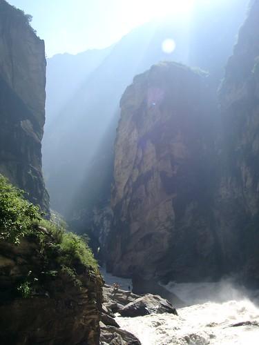 峡谷 / the gorge