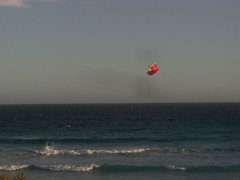 Wind Kite Surfer Dude!