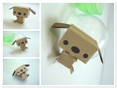 - Hakoinu - (Warm 'n Fuzzy) Tags: cute shopping paper fun toy japanese cool kawaii service links goodies magnet stationary hakoinu warmnfuzzy occupiedshop