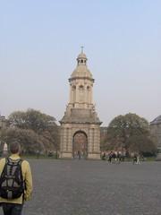 Trinity College's Campanile