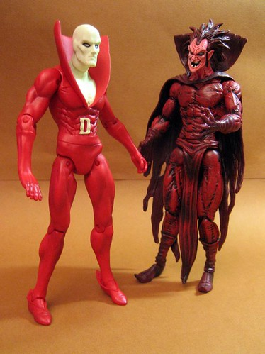 Deadman and Mephisto