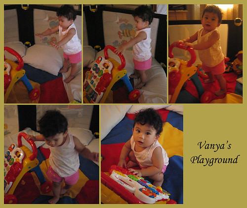Vanya's Playground