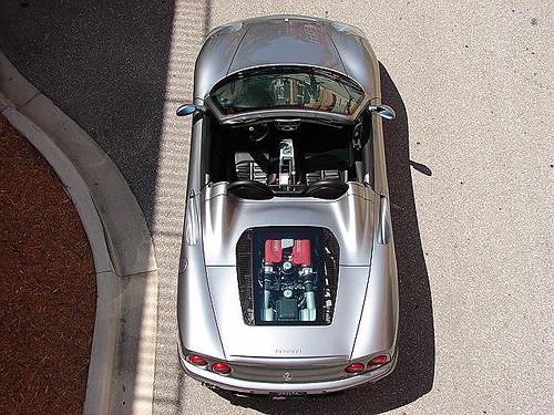 Фотки Ferrari (Феррари)360 Spider