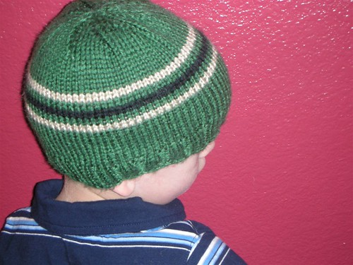 Green London Beanie