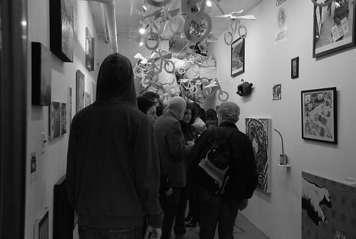 Times Up! Art Exhibit