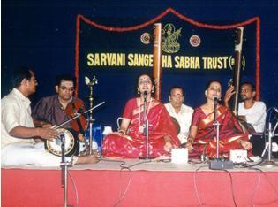 Jugalbandhi Concert with Lakshmi Sriram