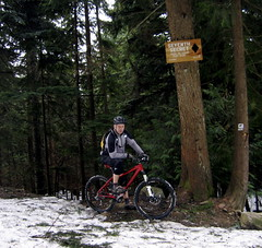 End Of The Climb... (orbital-vancouver) Tags: mountain whistler cycling golden north structures bikes bicycles shore biking cypress kamloops seymour mountainbiking fromme greenstone garbanzo freeriding psychosis mountseven mount7 fullboarchallenge northshorefreeride northshorefreeriding