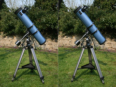 Sky-Watcher Explorer 130M Stereogram