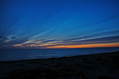 Sunset over lftanes 2 (IvarPeturs) Tags: iceland