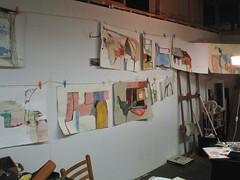 Jessica Puma studio visit (4.06.07)