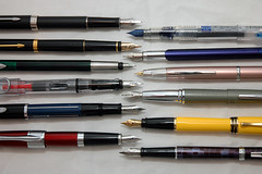 All my pens