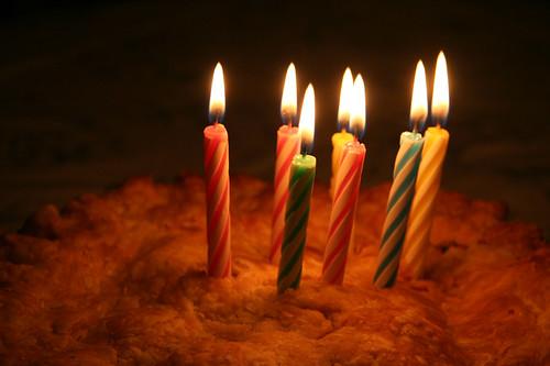 Happy Birthday, My Apple Pie!