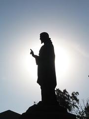 Estatua del Cementerio General - by Fritz (ex Otárola2)
