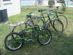 Campus Green1 (The Gnome) Tags: old green bike bicycle vintage cool paint ride schwinn campusgreen