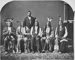 Public Domain: Dakota Delegation, ca. 1871-1907 by unknown (NARA)