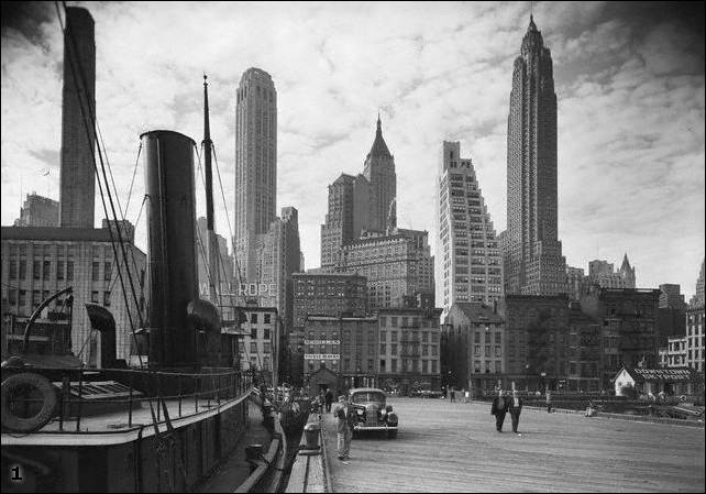 AIG Building - 70 Pine Street - by Clinton & Russell \ Holton ...