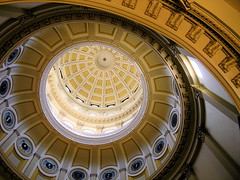 Colorado State Capitol Dome (Ishrona) Tags: light art architecture buildings colorado interiors denver dome archtectural doorsopen ishrona coloradostatecapitol doorsopendenver anawesomeshot