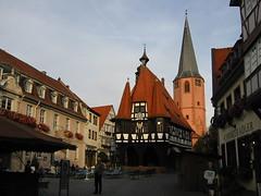 Rathaus of Michelstadt