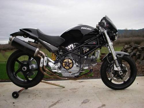 Scott Wilcox - 2006 Ducati S2R