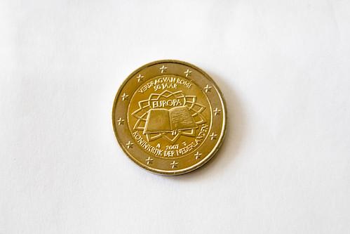 Euromunt verdrag van Rome