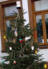 Lieldienu - Ziemassvētku eglīte