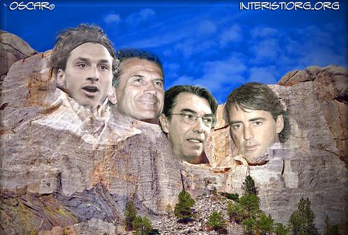 Rushmore nerazzurro