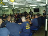 chow on the mess deck