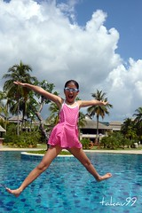 Girl in the Air, Thailand (_takau99) Tags: trip travel pink ladies vacation portrait sky people woman cloud holiday beach water pool girl topv111 topv2222 kids lady female clouds children thailand lumix hotel kid jump topv555 topv333 women asia southeastasia child action topv1111 femme topv999 topv444 dive young diving babe topv222 resort panasonic swimmingpool thai tropical april topv777 topv3333 topv4444 spa topv666 khaolak 2007 meridien lemeridien topv888 topf5 fx30 takau99 lemeridienkhaolak lumixfx30 lemeridienkhaolakbeachsparesort