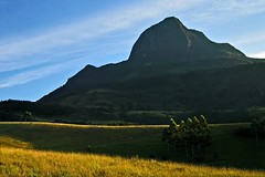 Pico do Papagaio - driving toward Matutu - 2006