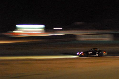 Willow Springs - Night Racing