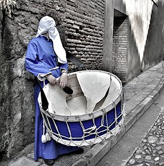 Good Friday (Barbastro) (josepmaria) Tags: bw faves semanasanta capture47