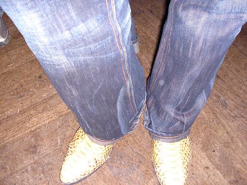 alex's boots