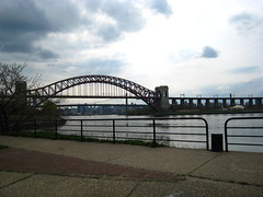 Puente Hell Gate. Foto tomada por Slice