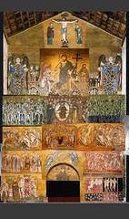 Torcello: Last Judgement (DUCKMARX) Tags: italy architecture mosaic empty byzantine throne torcello lastjudgment prepared lastjudgement 12thcentury dopiaza giudiziouniversale cathedralofsantamariaassunta venice2007 etimasia hetoimasia