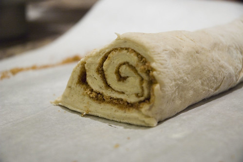 rolled up cinnamon yumminess